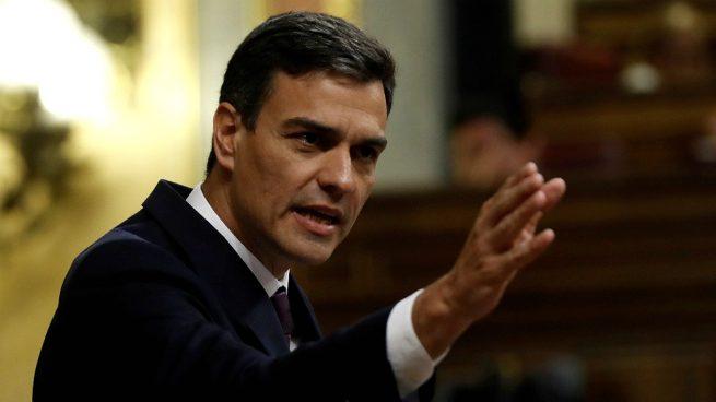 """Sánchez: """"No contemplo otro escenario"""", repartiremos los inmigrantes en toda España"""
