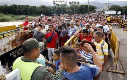 Preocupante éxodo de los venezolanos