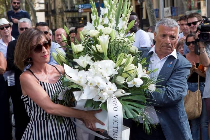 """Víctimas del terrorismo critican que """"Ada Colau nos ha excluido en el acto oficial del 17-A"""""""