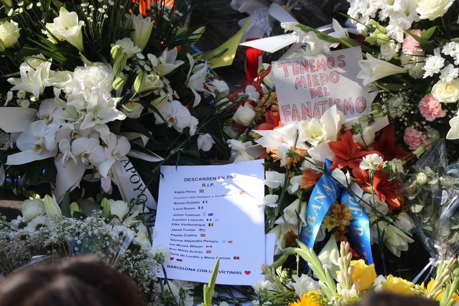 El Rey, Sánchez, Torra y Ada Colau, estarán hoy juntos en 17-A «Barcelona Ciudad de Paz»