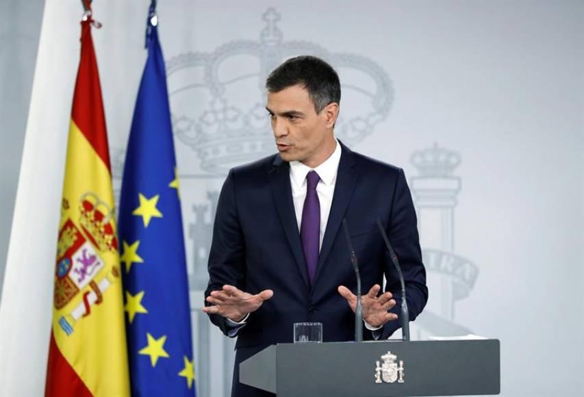 """Sánchez anuncia la creación de una Policía """"Única"""" contra la inmigración ilegal"""