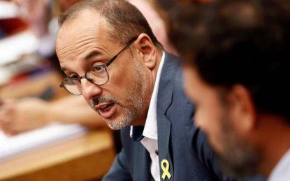 Socios independentistas de Sánchez critican al Gobierno por defender España en Bélgica