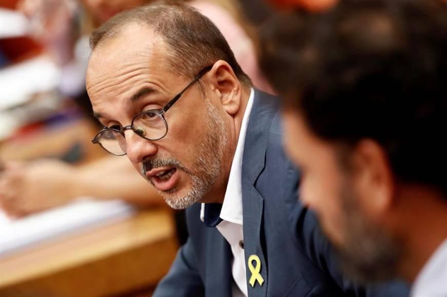 El partido de Puigdemont dice que Ciudadanos Cs fomenta el enfrentamiento