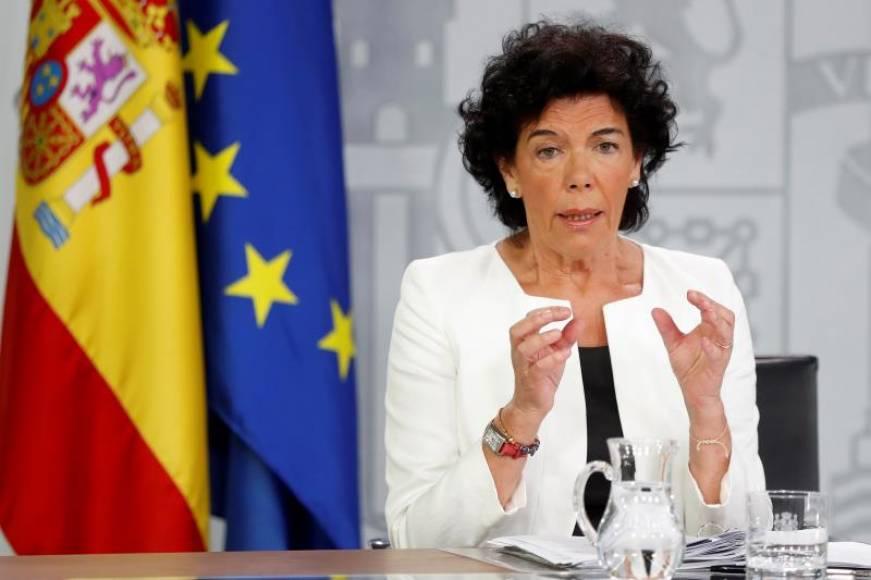 Gobierno de Sánchez: No daremos un ultimátum a Torra porque no es el camino