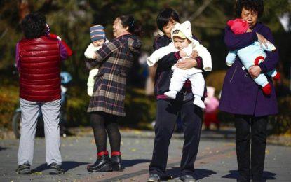 China permite las familias numerosas