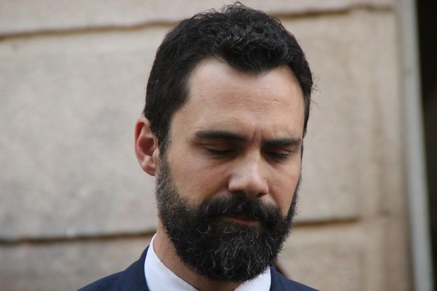 """Querella penal contra Roger Torrent por """"prevaricación"""""""