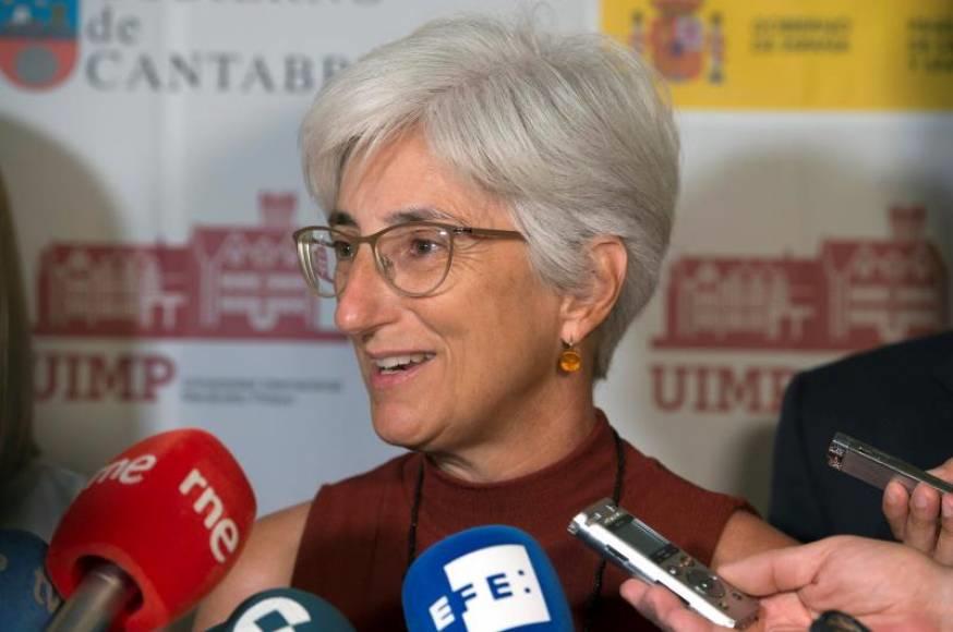 """La Fiscalía: """"No hay delito alguno en quitar símbolos"""" separatistas en Cataluña"""