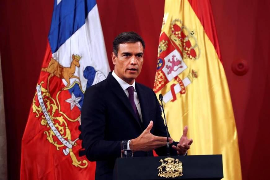 Sánchez: La defensa de Llarena no es una cuestión privada, sino de Estado