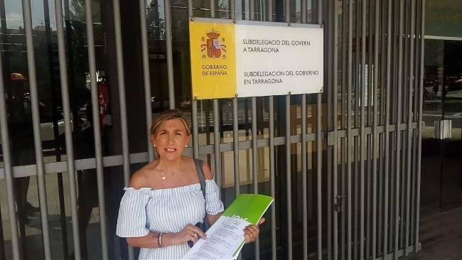 """VOX valora positivamente el inicio de su campaña contra """"basura separatista"""" en Tarragona"""