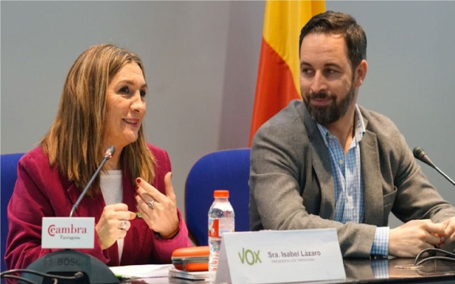 VOX Tarragona asistirá a todos los actos del 17-A de Cataluña