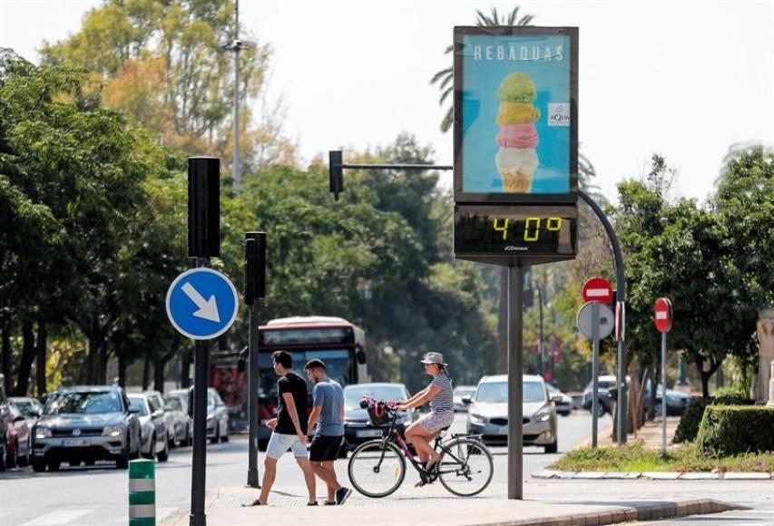 Mueren dos personas en Tarragona por un golpe de calor