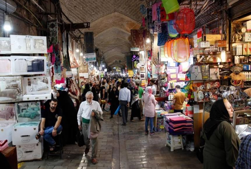 Los efectos de las sanciones de EEUU se notan antes de su entrada en vigor en Irán