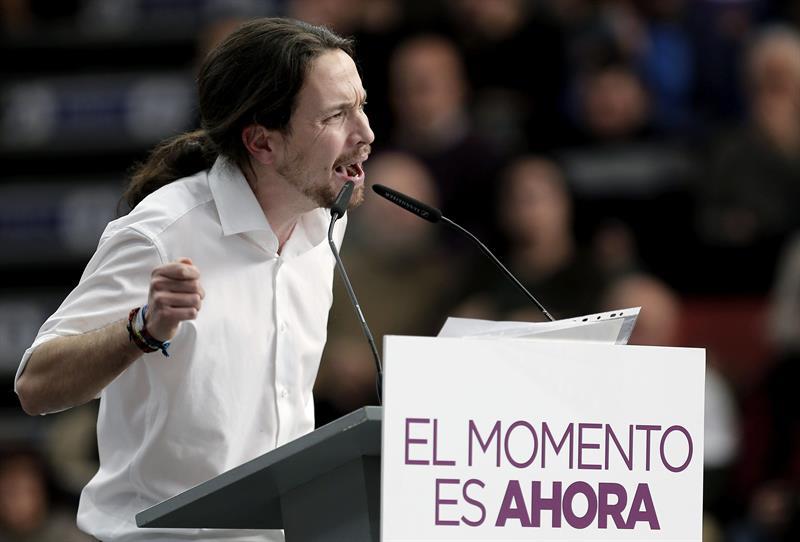 """Podemos: """"No basta"""" con exhumar Franco, """"hay que juzgar a los criminales franquistas"""""""