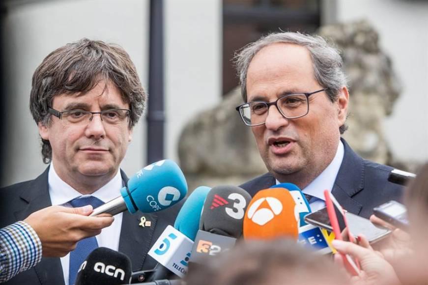 El independentismo acosa y amedrenta a los suizos que rechazan el «Procés»