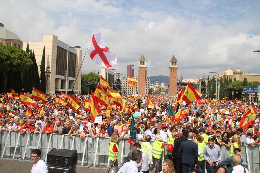 Marichalar lidera la lucha internacional contra el independentismo entre acoso y amenazas