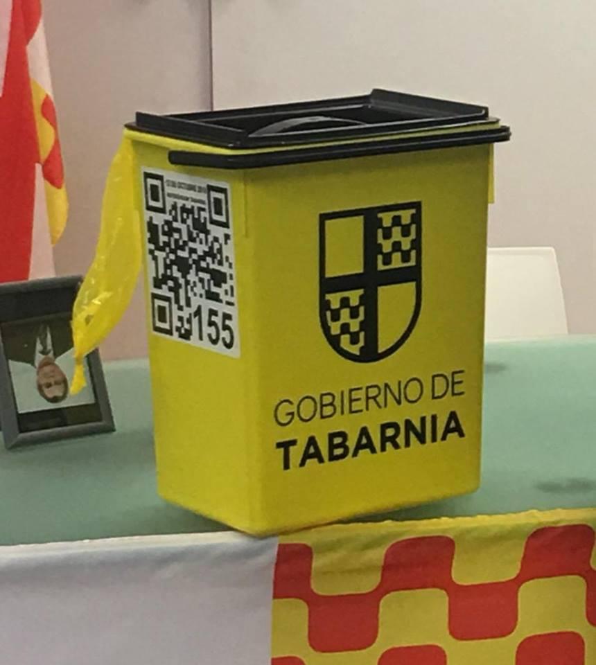 CRISIS EN CATALUÑA 6.0 - Página 6 BARCELONA-ESPA%C3%91A-26.09.2018.-Vista-de-una-urna-del-refer%C3%A9ndum-de-autodeterminaci%C3%B3n-de-Tabarnia-que-el-Gobierno-de-Tabarnia-convoca-referendum-el-12-O-de-2018.-%C3%91-Pueblo