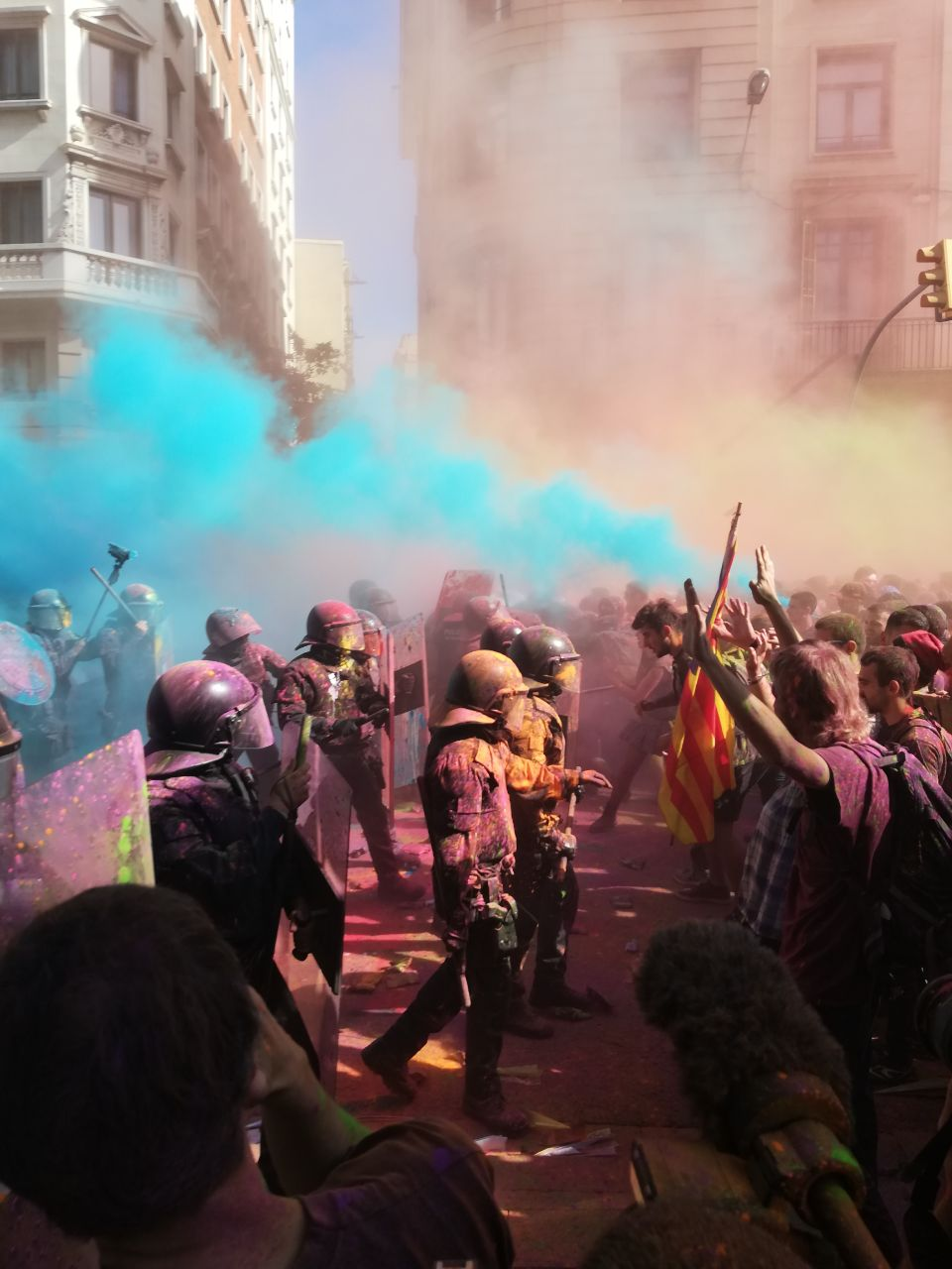 """Ciudadanos registra en el Congreso la petición de """"activación del 155 en Cataluña"""""""