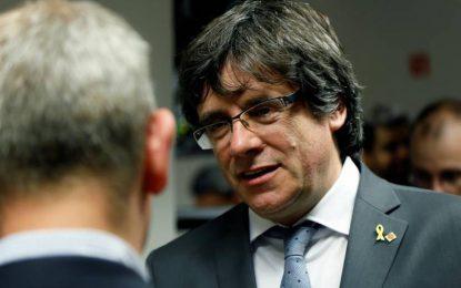 "El Tribunal a Puigdemont: Eres un ""huido"" de la Justicia"
