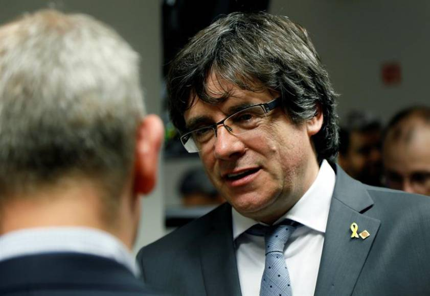 "La alianza liberal europea decide por ""unanimidad"" expulsar al PDECAT de Puigdemont"