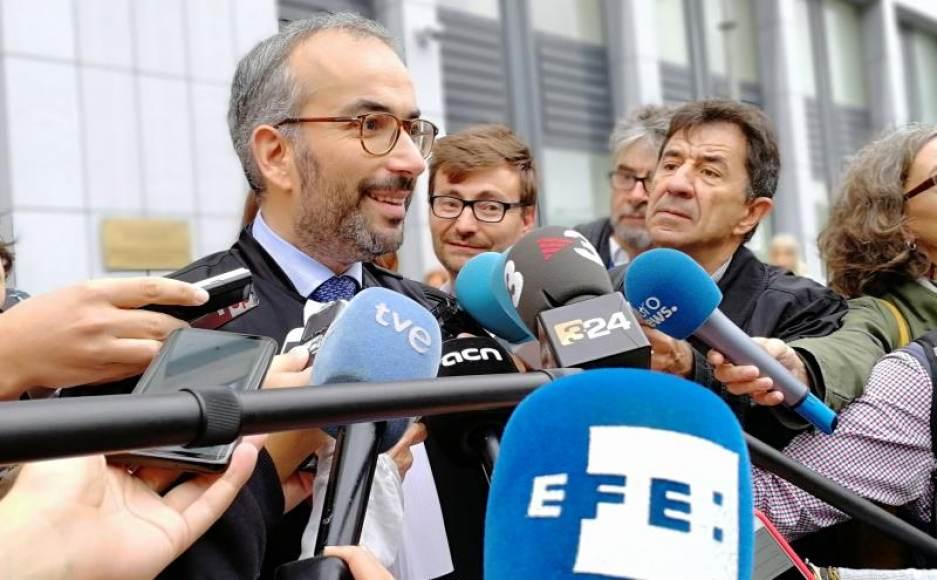 """El independentismo exige """"un euro de indemnización"""" a España en su querella contra Llarena"""
