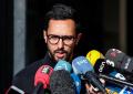 Bélgica rechaza extraditar al independnetista Arenas por enaltecimiento del terrorismo