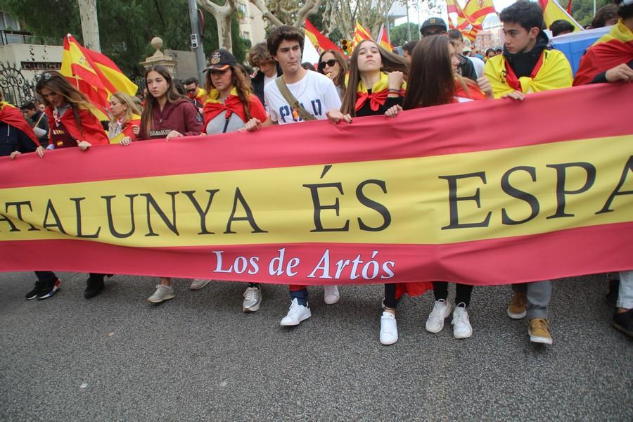 Convocan ante Comandancia de Traversera de Gracia por el secuestro independentista del 20-S