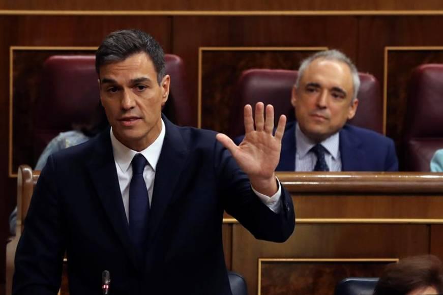 """Sánchez promete entregar a independentistas """"secretos"""" del Estado y """"Archivo General Militar"""""""