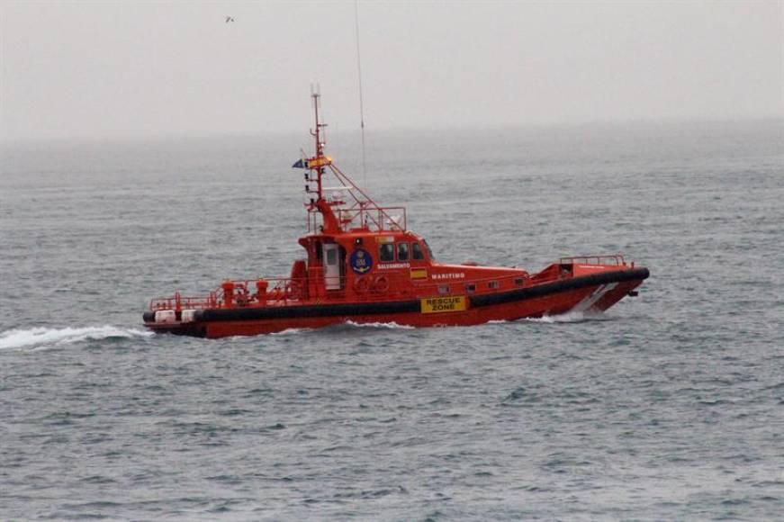Embarazada de 9 meses entre inmigrantes rescatados en las costas españolas