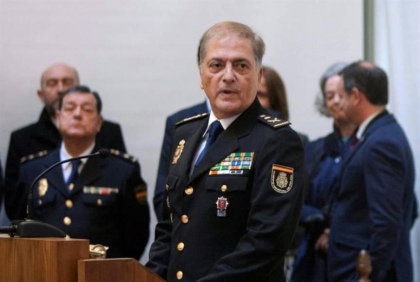 José Antonio Togores, nuevo jefe superior de Policía de Cataluña
