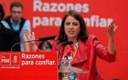 """PSOE: """"Los españoles no se merecen a esta Derecha desleal inspirada por VOX"""""""