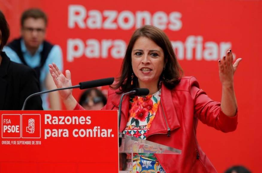 """Lastra: Venceremos esa """"derecha"""" y su """"basura mediática"""" que """"pervierten"""" la política de Sánchez"""