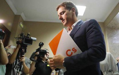 """Rivera: Sánchez es un """"cobarde"""", en Cuba mueren los presos políticos en prisión"""