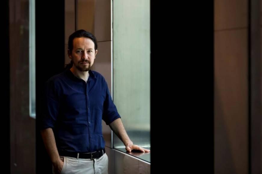 """Iglesias quiere ser """"socio del Gobierno"""" para """"retirar las pensiones"""" a franquistas"""