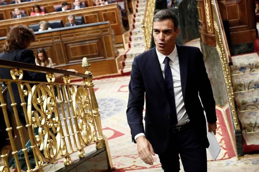 La tesis de Sánchez es plagio, copió el libro «La nueva diplomacia de la economía española»
