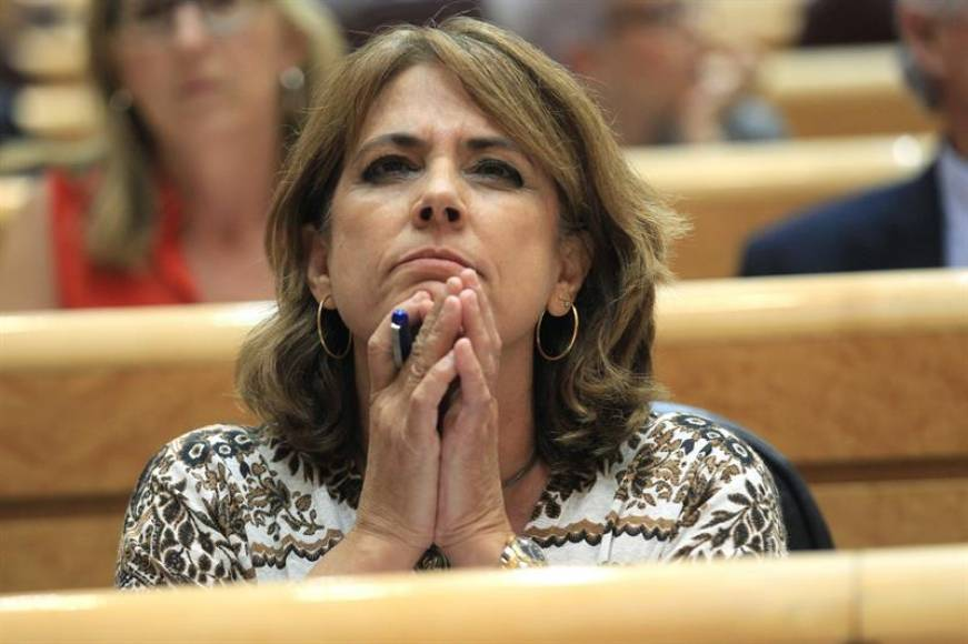 """La Ministra de Sánchez dijo """"maricón"""" a Marlaska y prefiere """"Tribunales de tíos"""" a los de """"tías"""""""