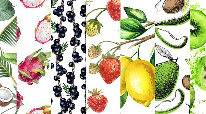 7 frutas imprescindibles para lucir una piel radiante y saludable