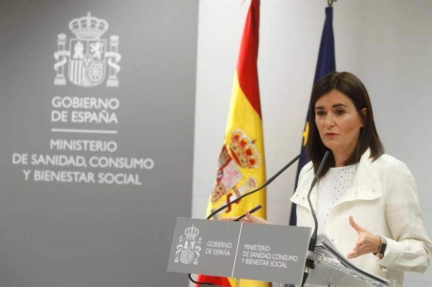 Dimite la ministra de Sánchez por su falso máster