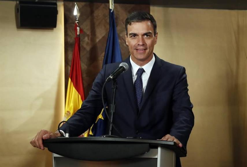 """Sánchez se plantea """"referéndum"""" de independencia en Cataluña """"como en Quebec"""" (Canadá)"""