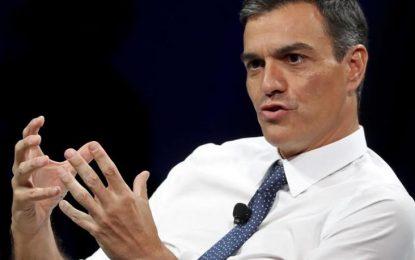 """Sánchez garantiza que va a """"modificar el voto rogado"""""""