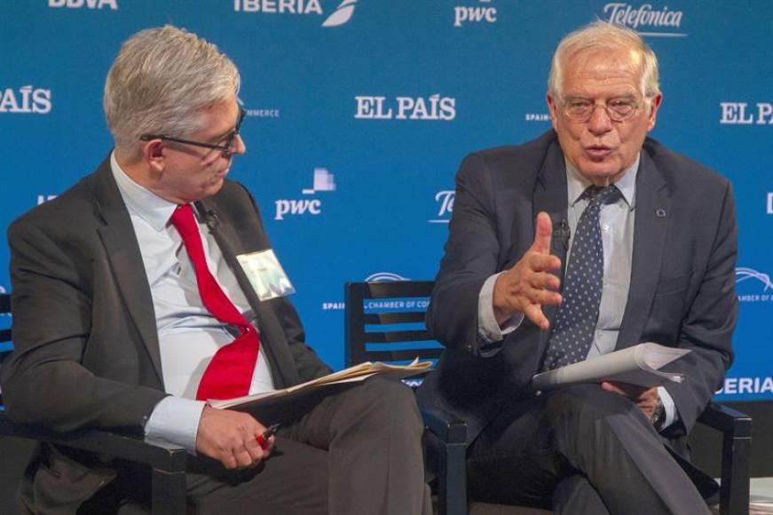"""Borrell: Bélgica no puede dar lecciones de democracia a España, """"estamos por delante de Bélgica"""""""