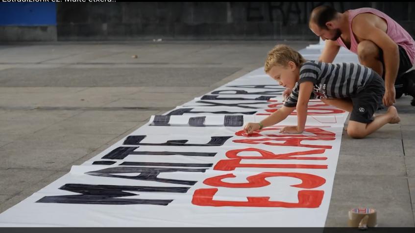 COVITE denuncia que la izquierda abertzale utilice a niños para sus fines políticos