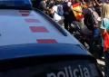 """Torra recibido con himno de Guardia Civil y despedido con """"hijo de puta y nazi"""" en Barcelona"""