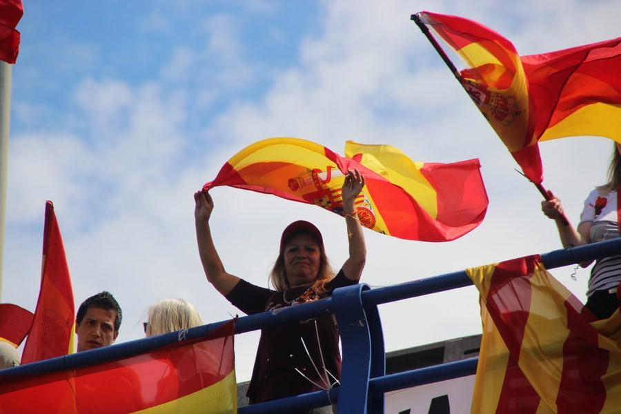 """VOX llama a la movilización el 9-S en Barcelona para evitar la """"destrucción de España"""""""