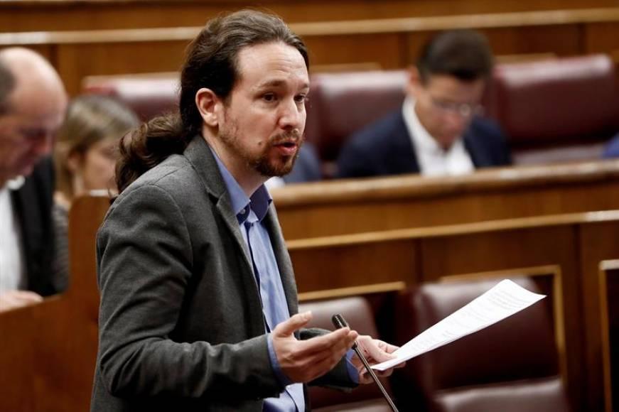 """Iglesias: """"Sería bueno que Sánchez no se vuelva a equivocar de aliados"""""""