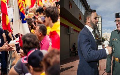 VOX celebra la Hispanidad con una implicación especial en País Vasco y Cataluña