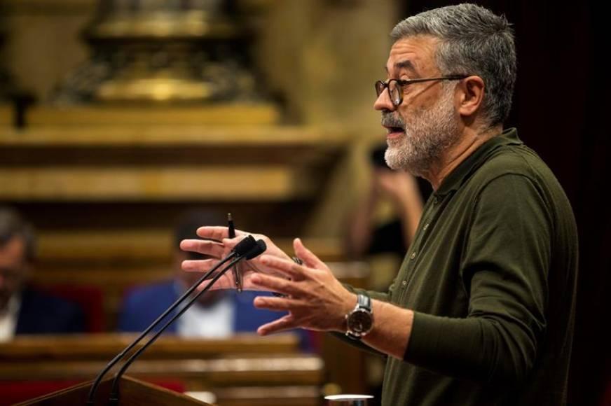 """CUP: """"Torra ha engañado a la gente"""" prometió hacer la República y """"no lo han hecho"""""""
