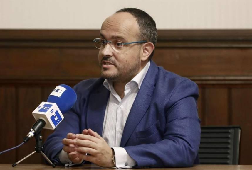 """Candidato PP Cataluña: No """"atacaremos a VOX"""", demostraremos que el """"PP es el mejor"""""""