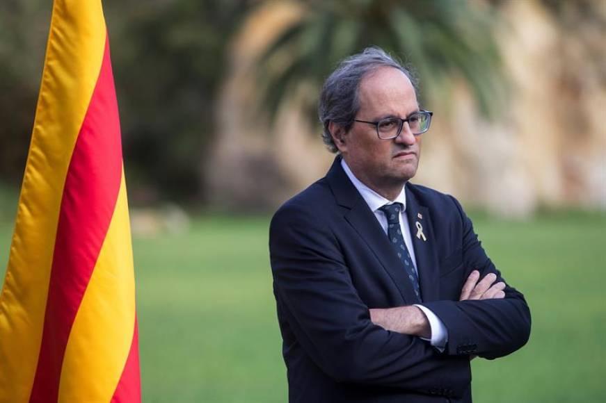 """Independentismo: España """"tendría la tentación de fusilar"""" a los presos independentistas"""