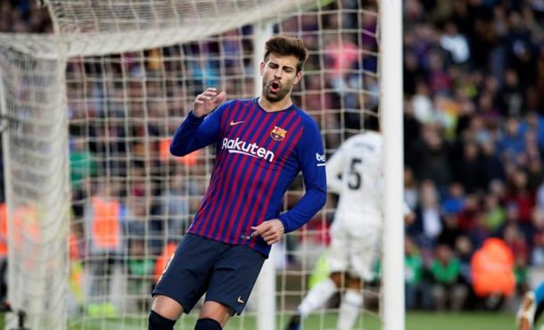 """El independentista Piqué: """"Da gusto ganar al Madrid; te da una sensación de subidón"""""""
