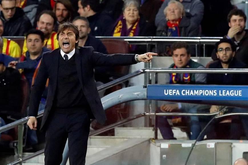 El italiano Antonio Conte, listo para tomar el mando del Real Madrid